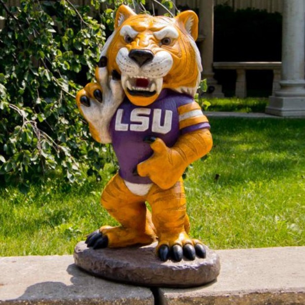 LSU Tigers Mascot Garden Statue | Stonecasters | 2788HT