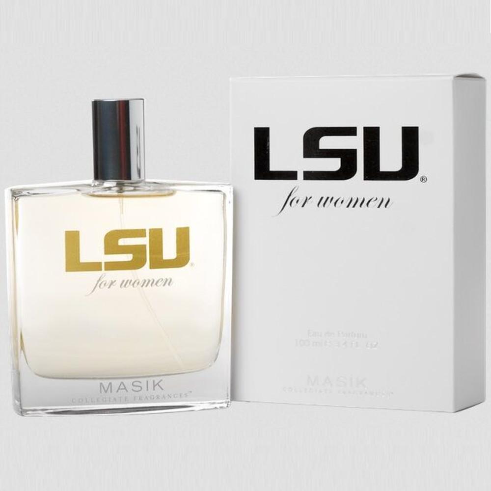 LSU Tigers Women's Perfume 1.7 oz   Masik   10016
