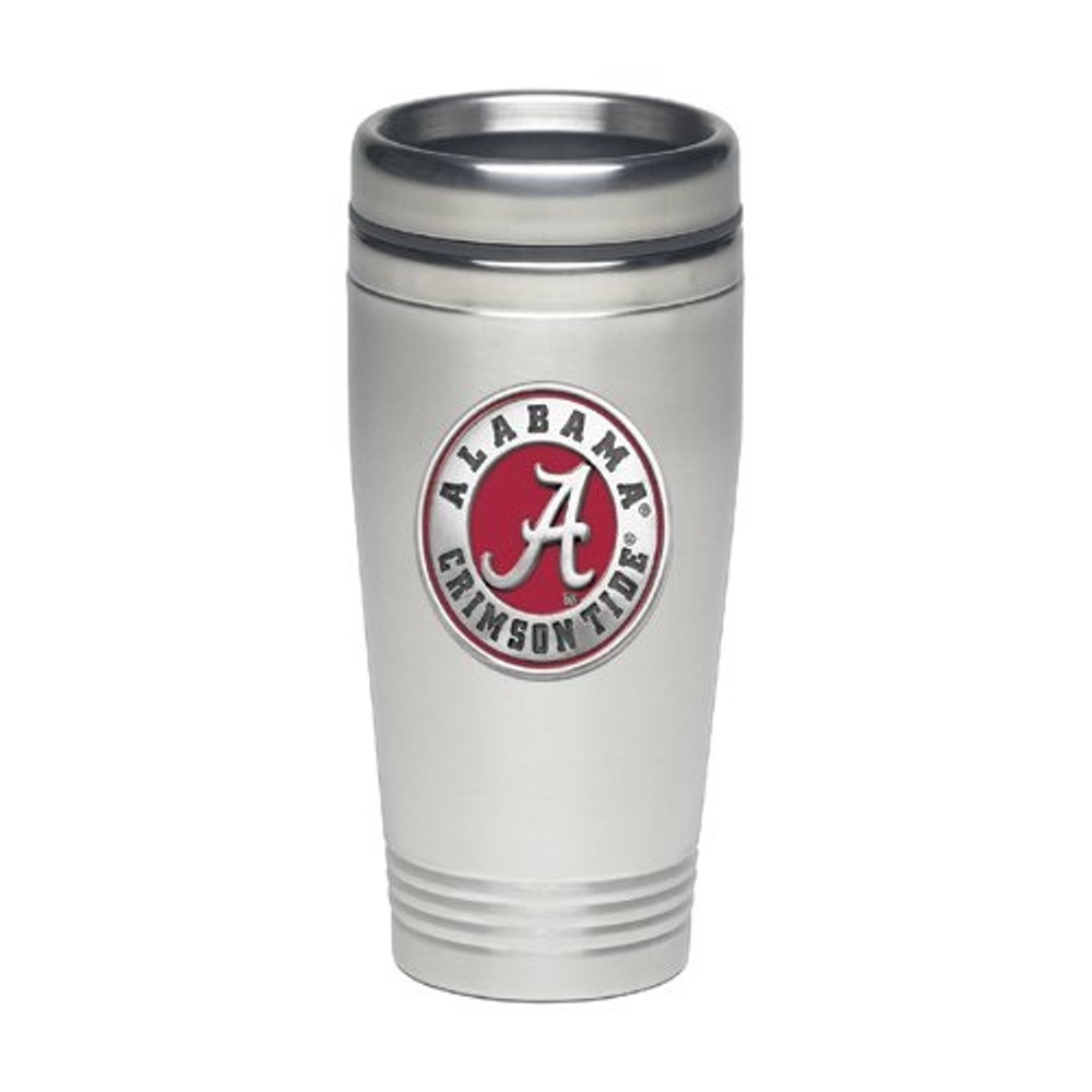 Alabama Crimson Tide Thermal Mug | Heritage Pewter | TD10308ER