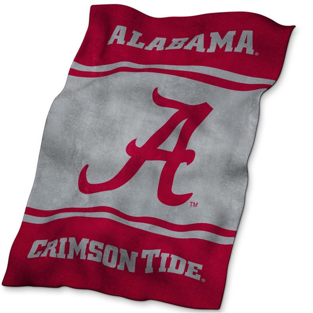 Alabama Crimson Tide Ultrasoft Blanket | Logo Chair | 102-27