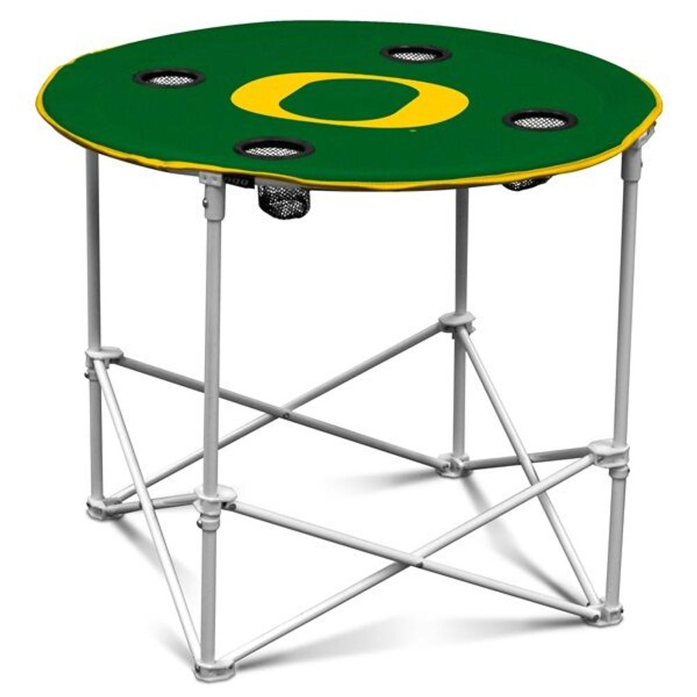 Oregon Ducks Portable Table   Logo Chair   194-31