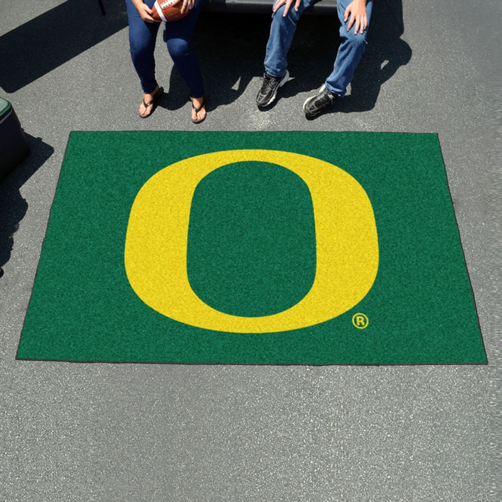 Oregon Ducks Tailgate Mat Rug | Fanmats | 2364