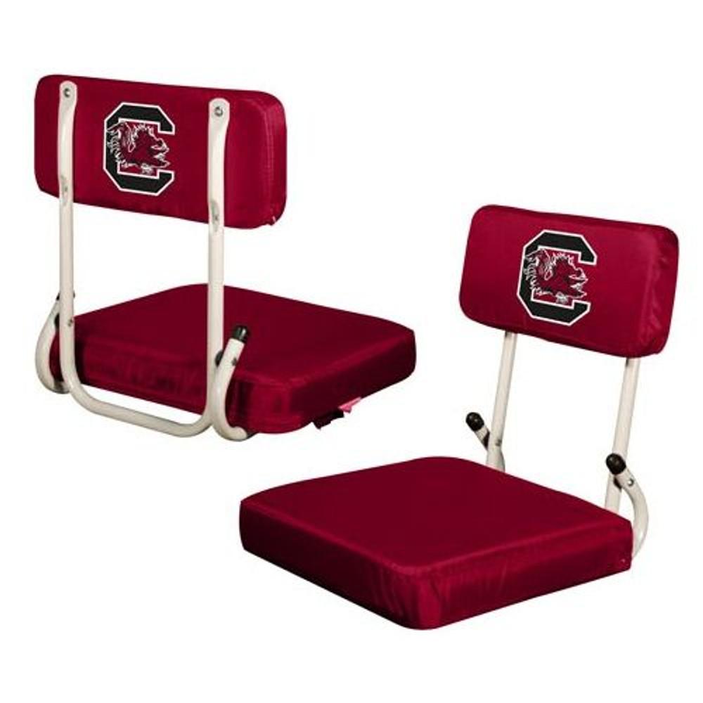 South Carolina Gamecocks Hard Back Stadium Seat | Logo Chair | 208-94