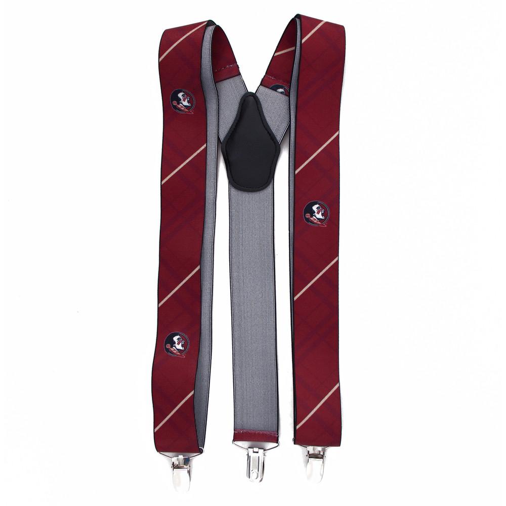 FSU Seminoles Oxford Suspenders | Eagles Wings | 8008
