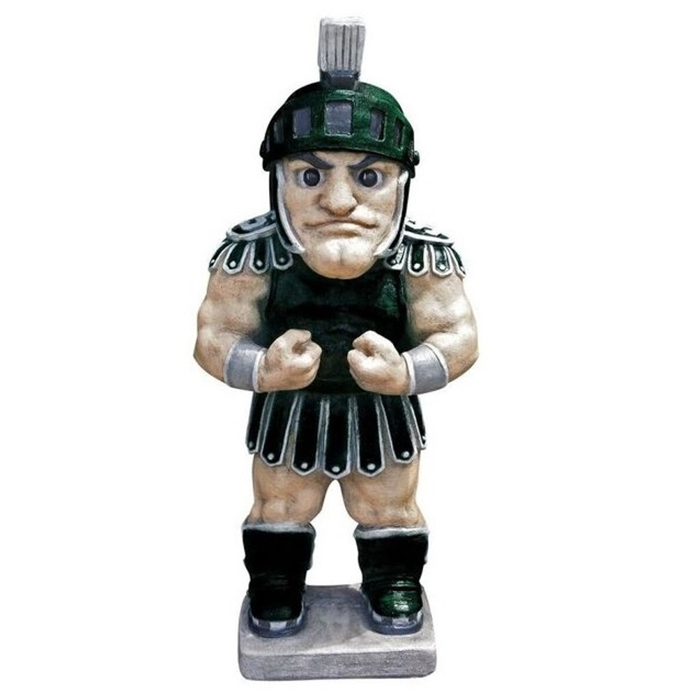 MSU Spartans Mascot Garden Statue | Stonecasters | 2784HT