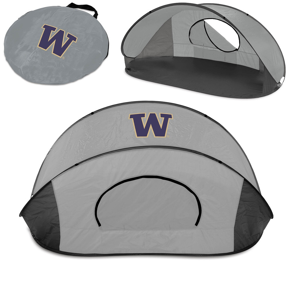 Washington Huskies Manta Sun Shelter | Picnic Time | 113-00-105-624-0