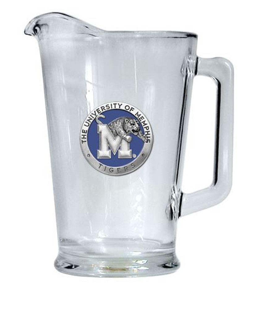 Memphis Tigers Beer Pitcher | Heritage Pewter | PI10320EB