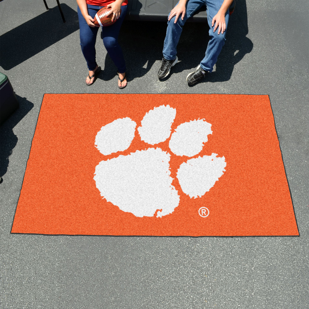 Clemson Tigers Tailgate Mat Rug | Fanmats | 3718