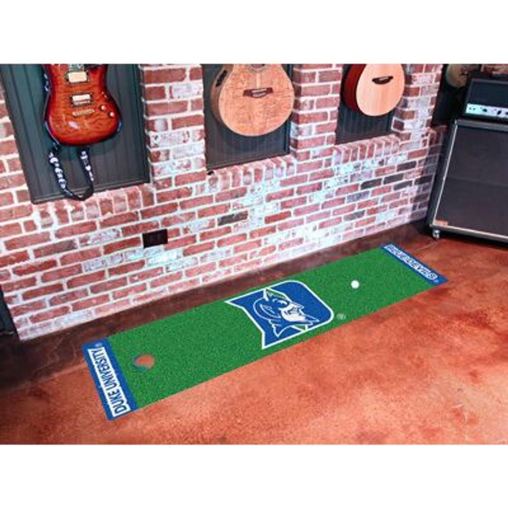Duke Blue Devils Putting Green Mat | Fanmats | 10319