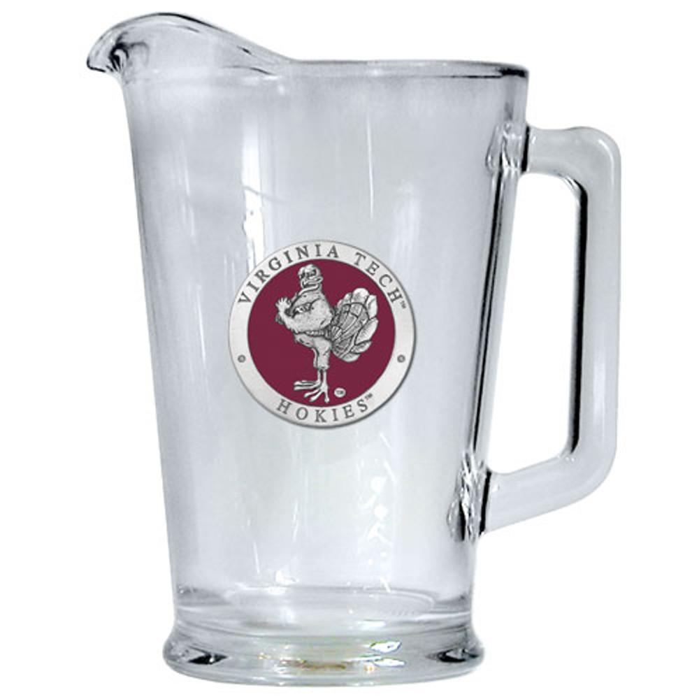 Virginia Tech Hokies Beer Pitcher | Heritage Pewter | PI10162ER