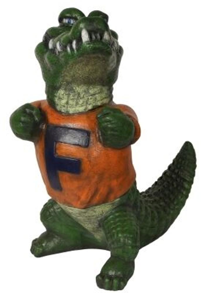 Florida Gators Mascot Garden Statue