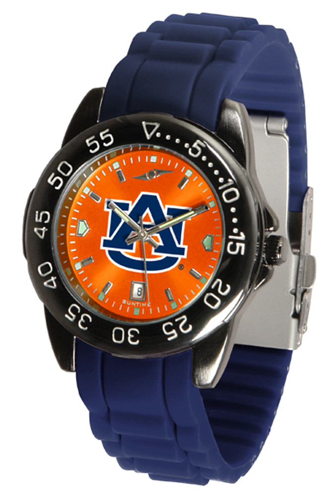 Auburn Tigers Men's Fantom Sport AC AnoChrome Watch | SunTime | ST-CO3-AUT-FANTOM-AC
