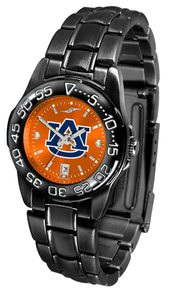 Auburn Tigers Fantom Sport AnoChrome Watch | SunTime | ST-CO3-AUT-FANTOML-A