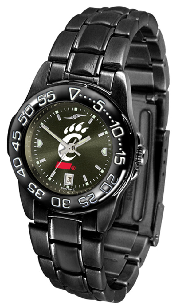 Cincinnati Bearcats Fantom Sport AnoChrome Watch | SunTime | ST-CO3-CIB-FANTOML-A