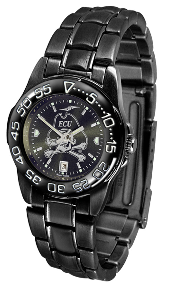 East Carolina Pirates Ladies Fantom Sport Watch | SunTime |ST-CO3-ECP-FANTOML