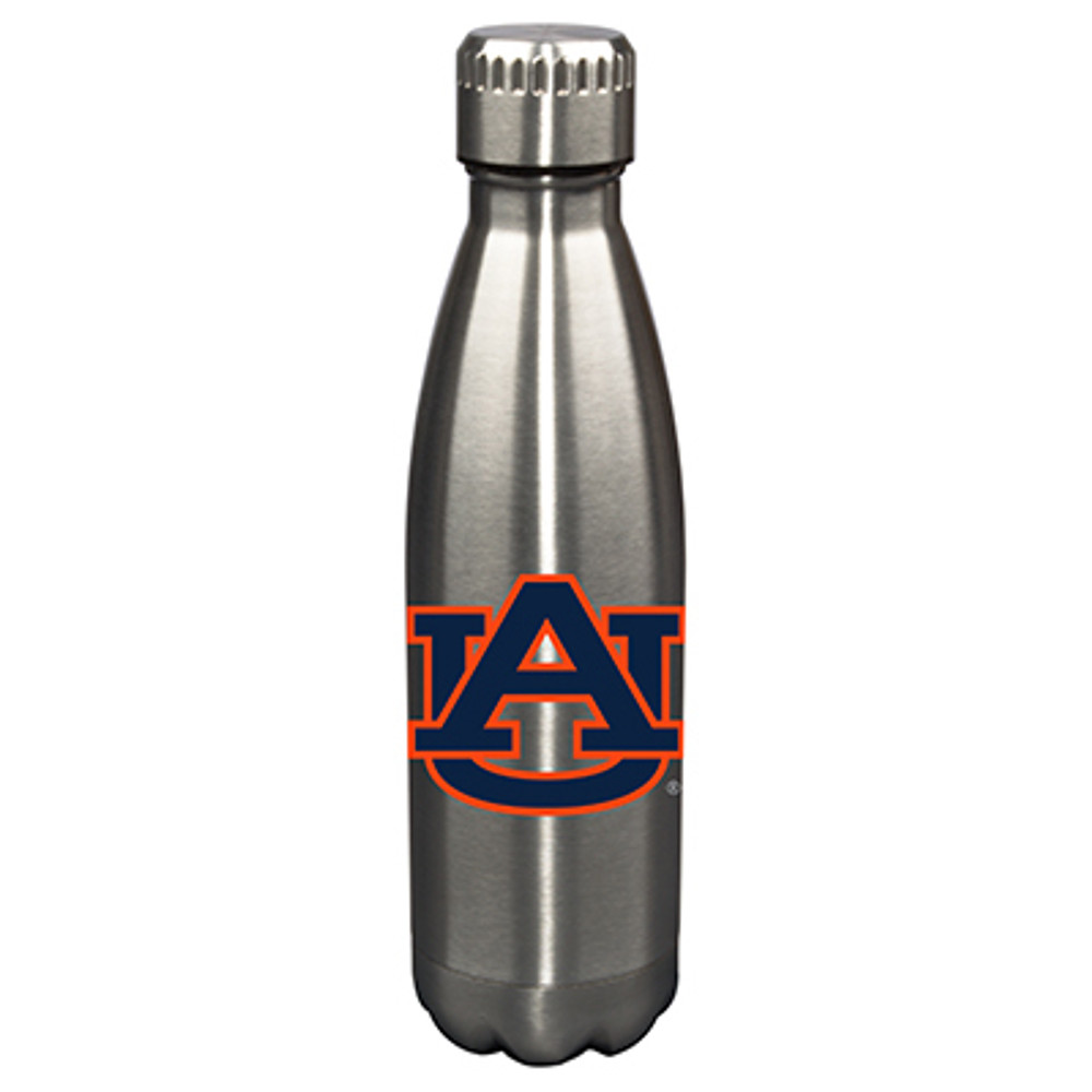Auburn Tigers 17oz Stainless Steel Water Bottle | Memory Company | MEM-AU-710101
