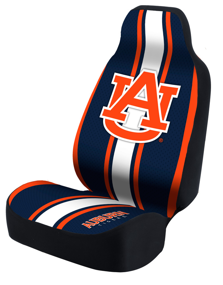 Auburn Tigers Universal Car Seat Cover| Coverking | USCSELA004