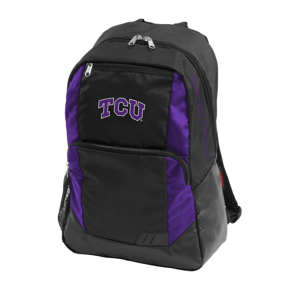 TCU Horned Frogs Closer Backpack | Logo Chair | 215-86