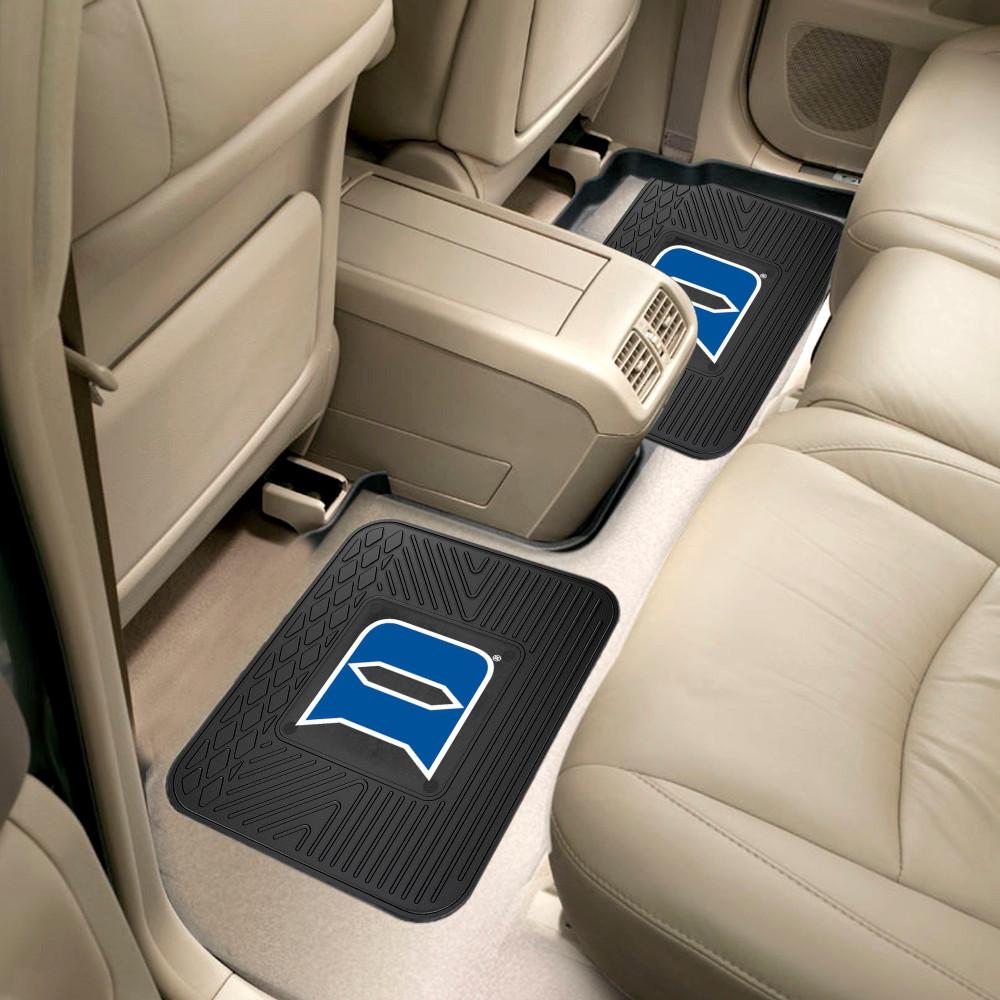 Duke Blue Devils Utility Car Mats Set of Two   Fanmats   13218