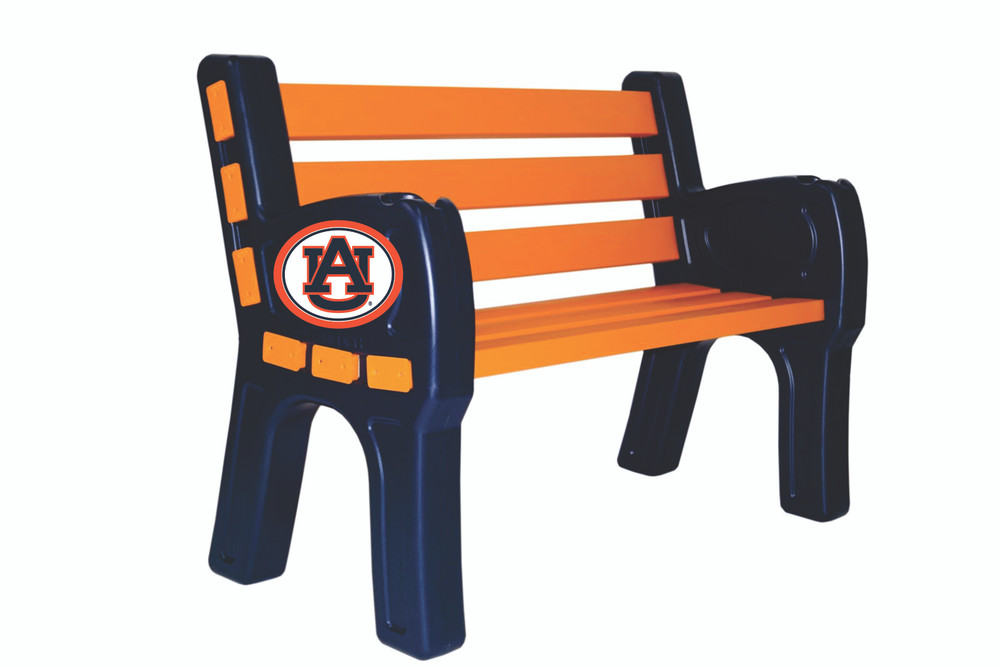 Auburn Tigers Park Bench | Imperial |388-3002