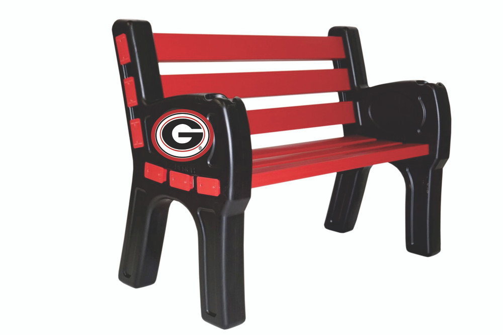 Georgia Bulldogs Park Bench | Imperial |388-3008