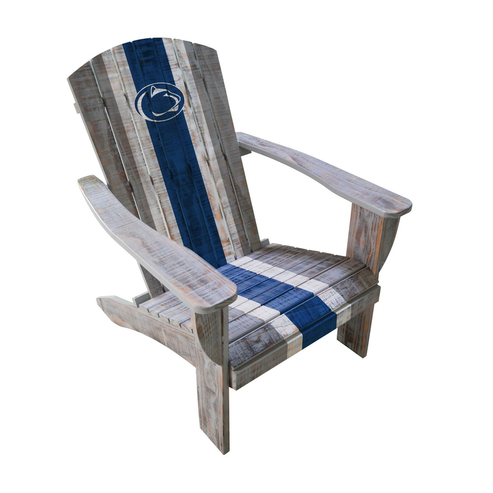 Penn State Nittany Lions Wooden Adirondack Chair | Imperial International | 711-7017
