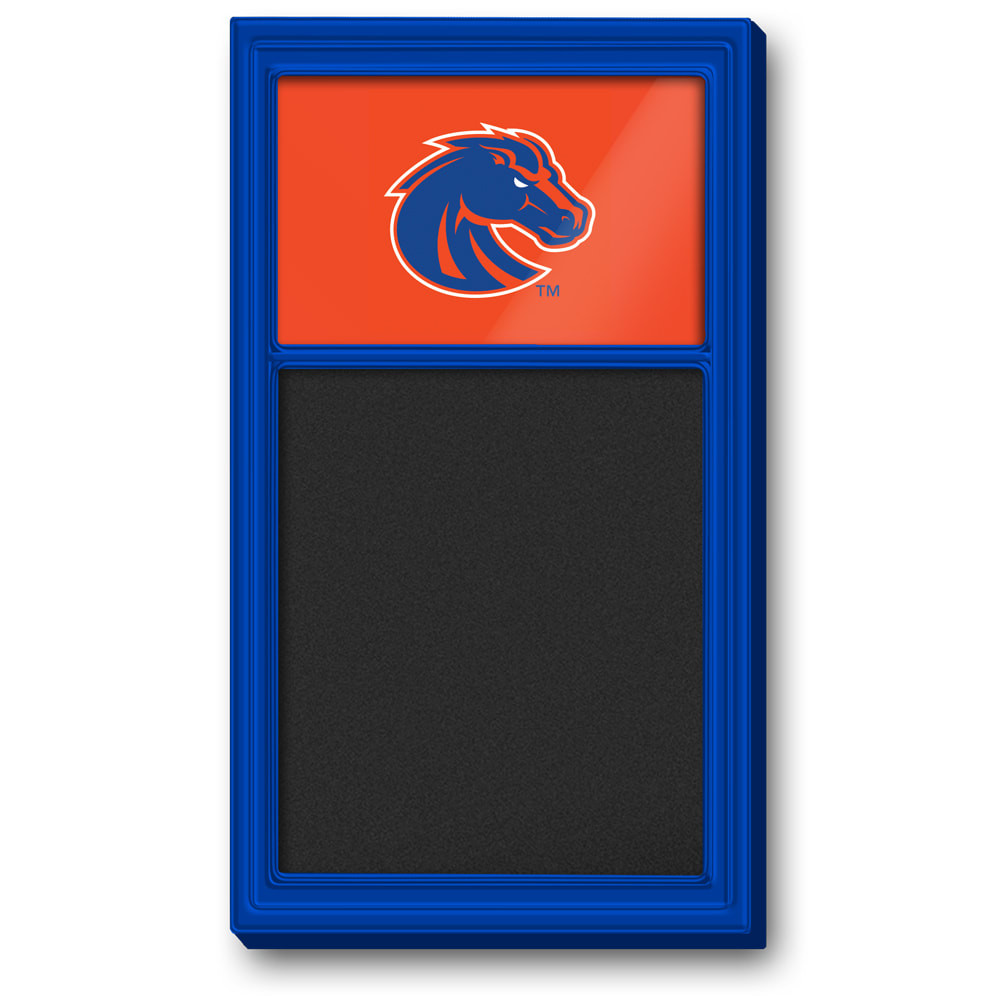 Boise State Broncos Team Board Chalkboard-Primary Logo | Grimm Industries |BS-620-01