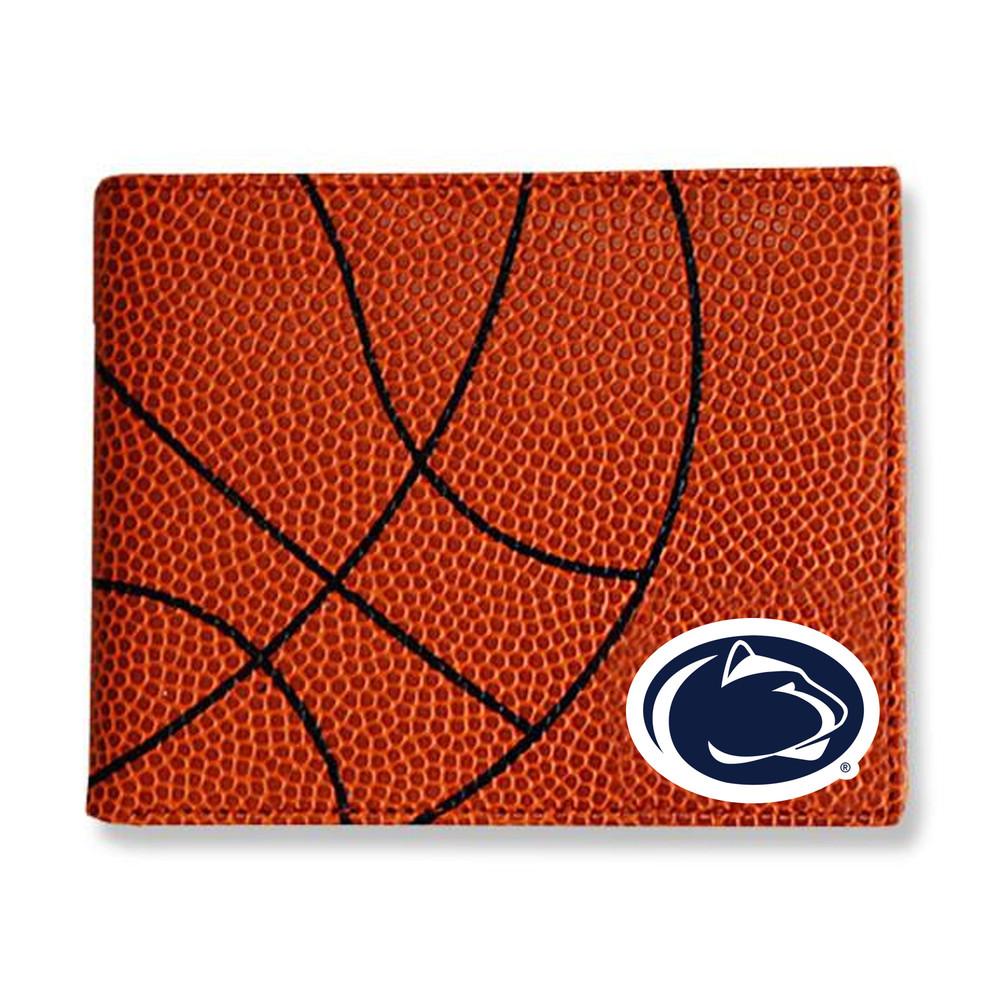 Penn State Nittany Lions Basketball Wallet | Zumer Sport | pennbskblwallet