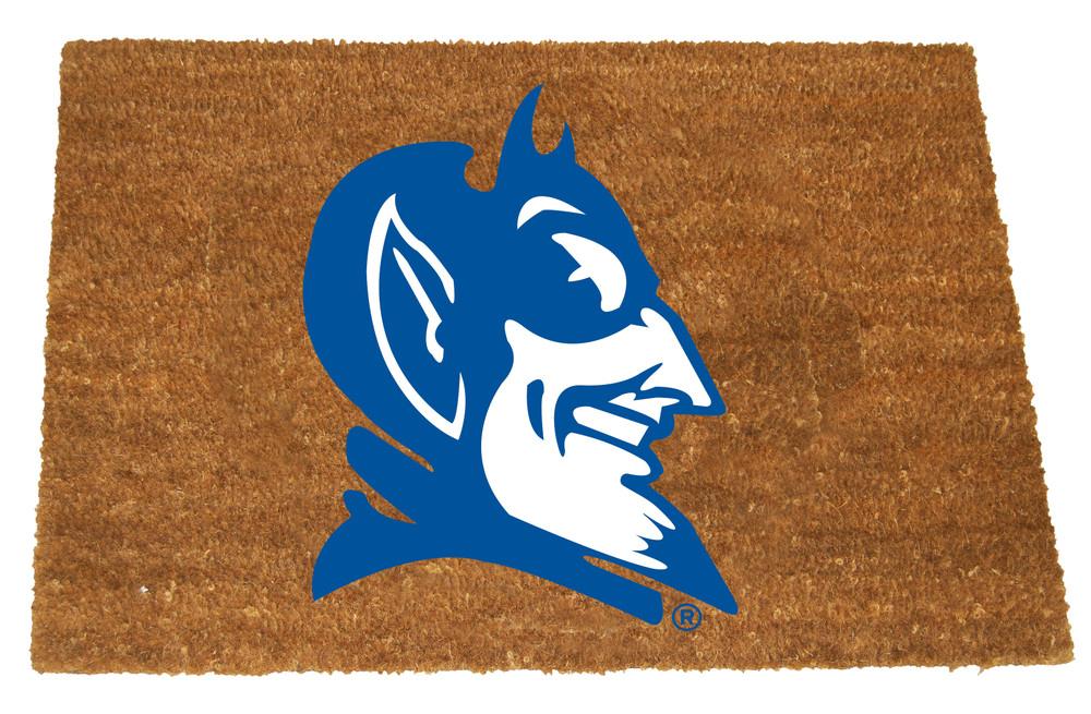 Duke Blue Devils Logo Door Mat | Memory Company | DUK-1689