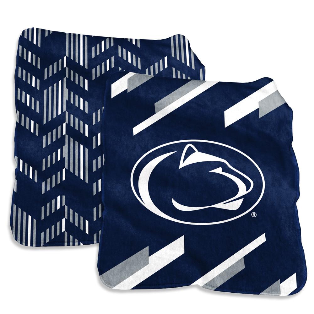 Penn State Nittany Lions Super Plush Blanket | Logo Chair | 196-27S-1