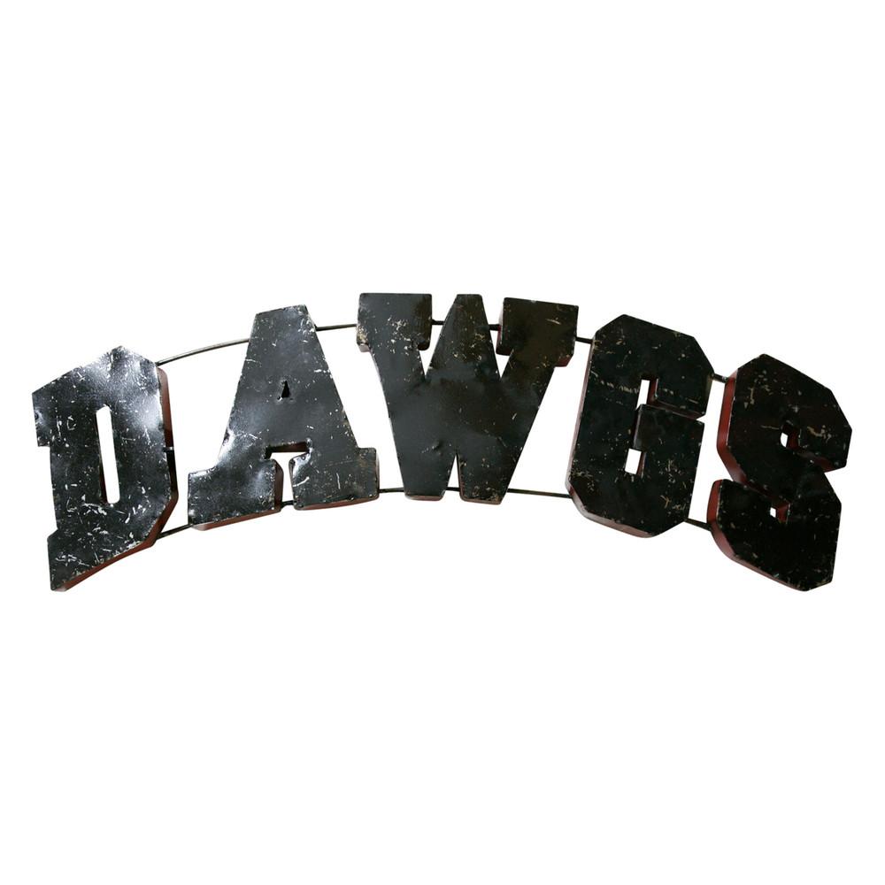 Georgia Bulldogs Recycled Metal Wall Decor Dawgs