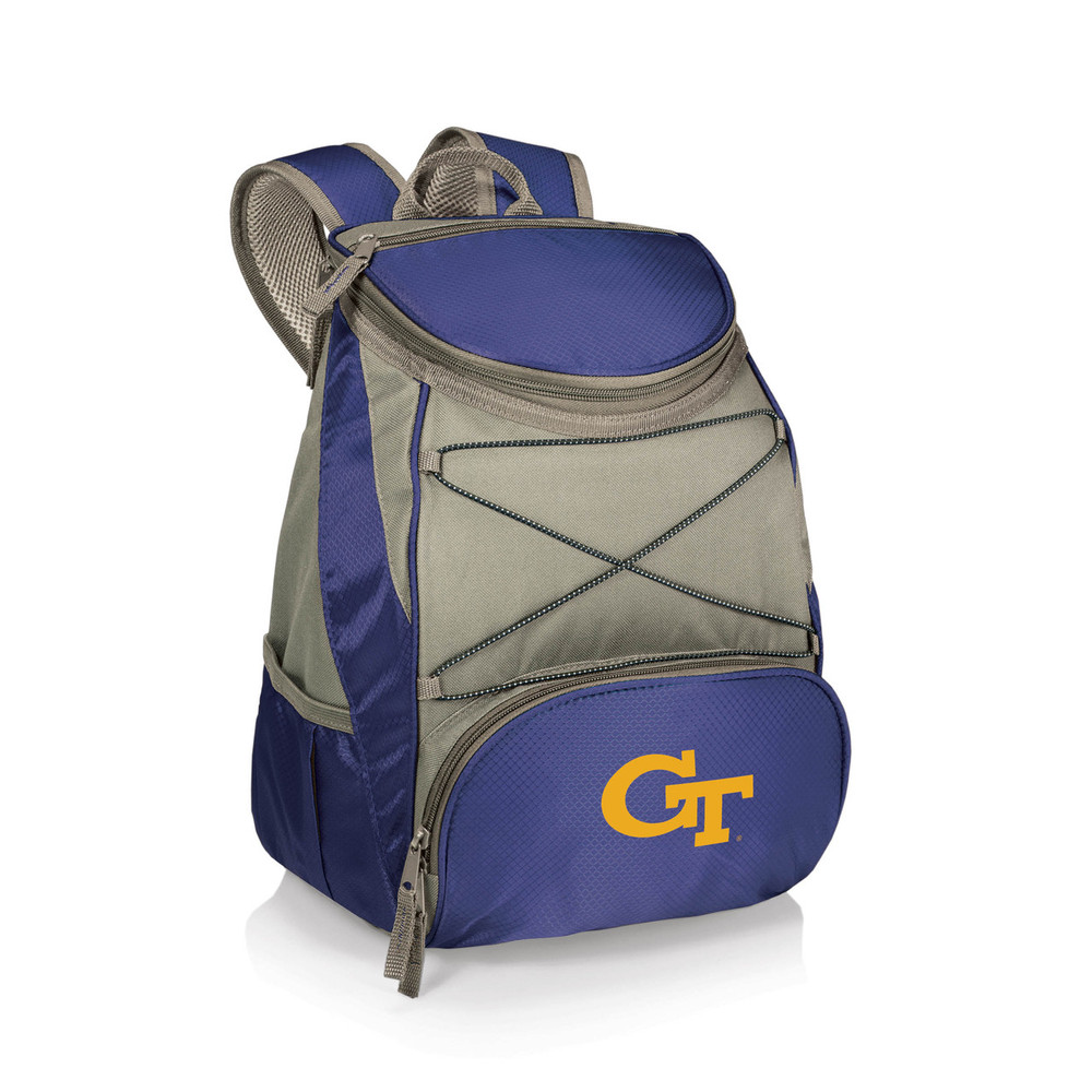 Georgia Tech Yellow Jackets Insulated Backpack PTX   Picnic Time   633-00-138-194-0