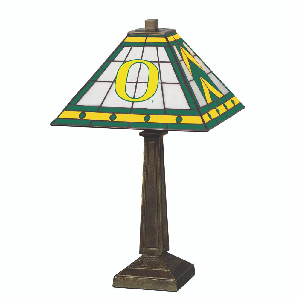 Oregon Ducks Mission Lamp   Memory Company    COL-ORE-290