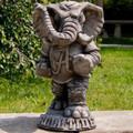 Alabama Crimson Tide Vintage Mascot Garden Statue | Stonecasters | 2785TR