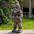 MSU Spartans Vintage Mascot Garden Statue   Stonecasters   2784TR