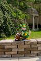 Notre Dame Fighting Irish Mascot Garden Statue | Stonecasters | 2787HT-1