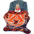 Auburn Tigers Throw Blanket | College Covers| AUBTHSM