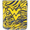 West Virgina Mountaineers Throw Blanket