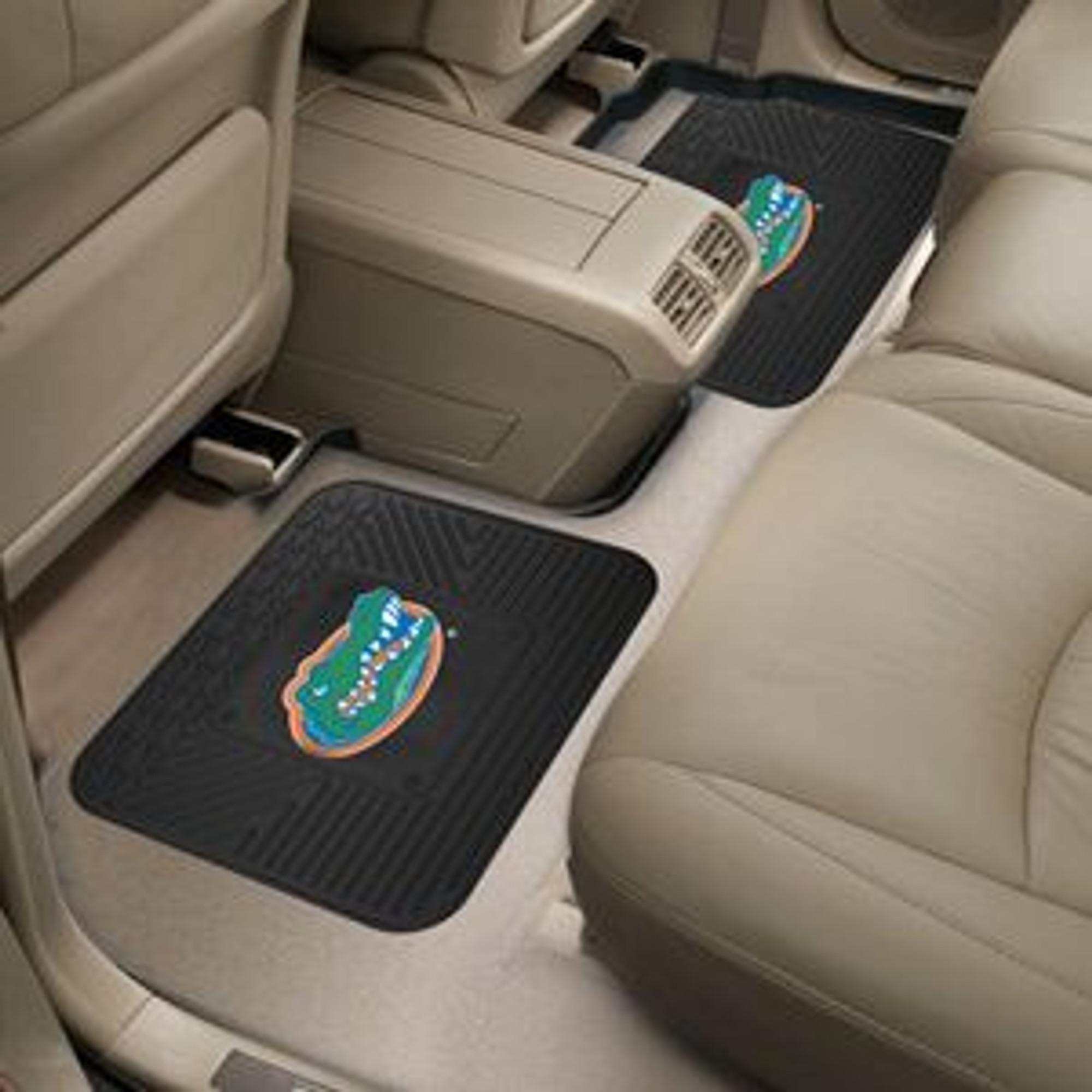 Truck SUV Auto Floor Mats Florida Gators Heavy Duty Vinyl Car