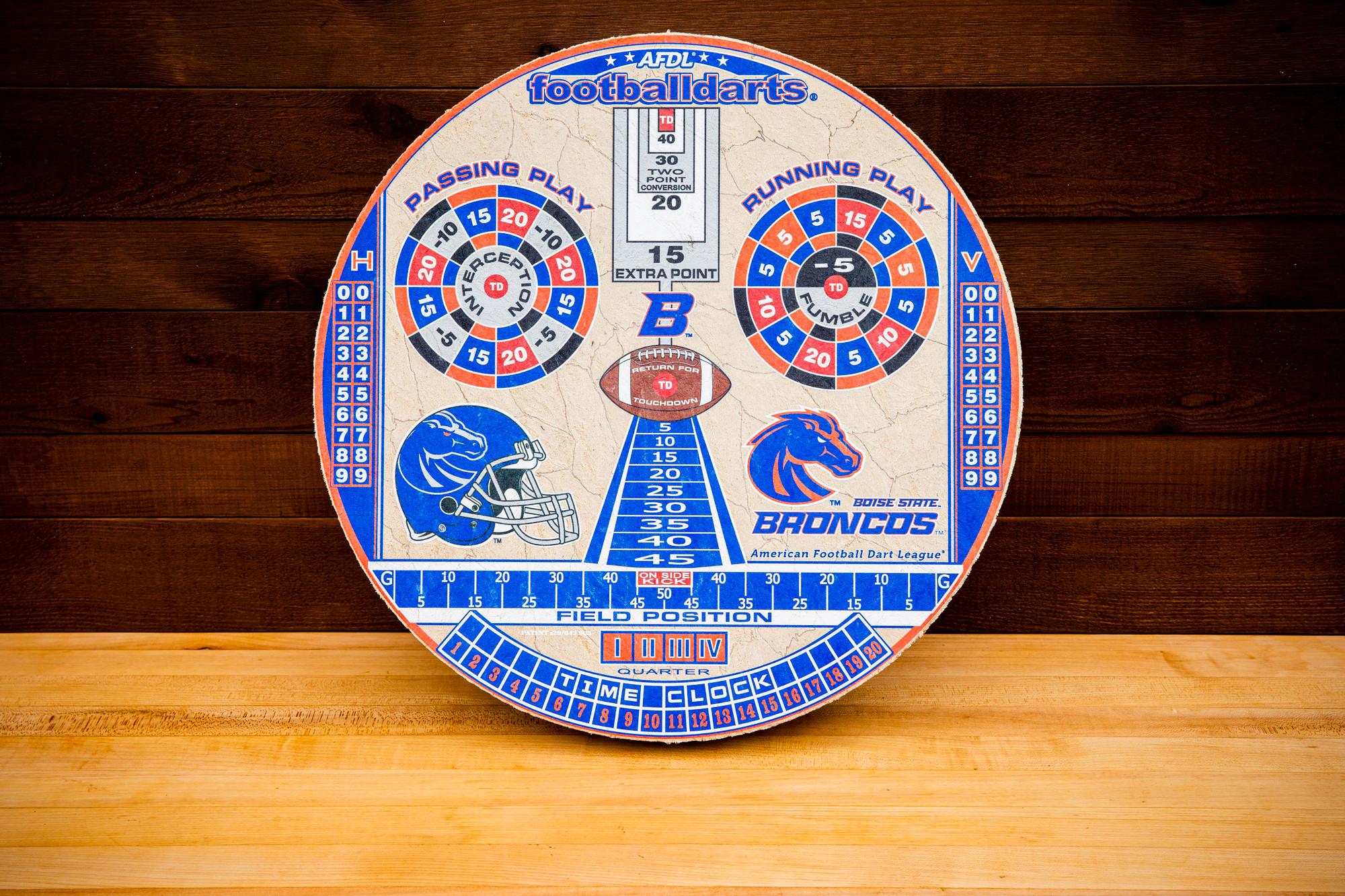 Get Boise Darts