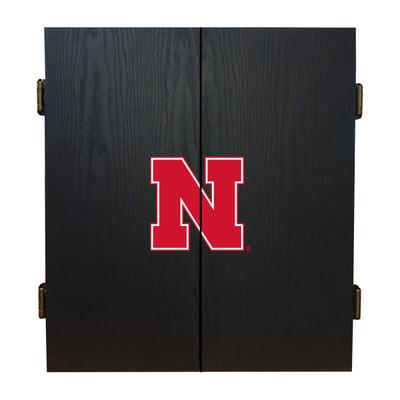 Nebraska Huskers Dartboard Cabinet | Imperial | 624-3010