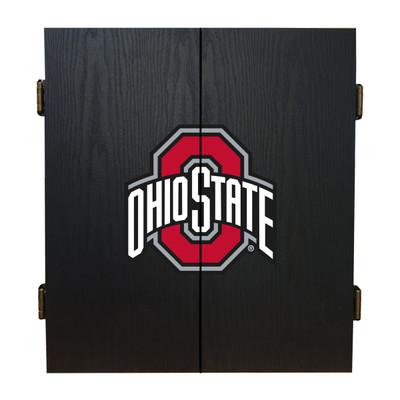 Ohio State Buckeyes Dartboard Cabinet | Imperial | 624-3015