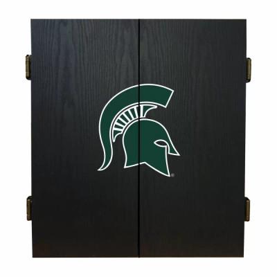 Michigan State Spartans Dartboard Cabinet | Imperial | 624-3016