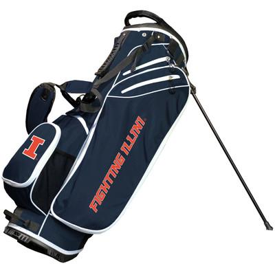 Illinois Fighting Illini Birdie Golf Stand Bag  Team Golf  21327N