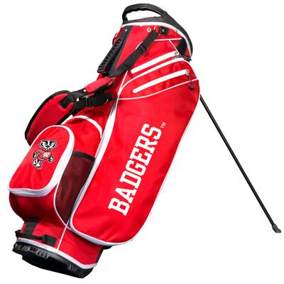 Wisconsin Badgers Birdie Golf Stand Bag| Team Golf |23927R