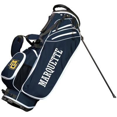 Marquette Golden Eagles Birdie Golf Stand Bag   Team Golf  28327N
