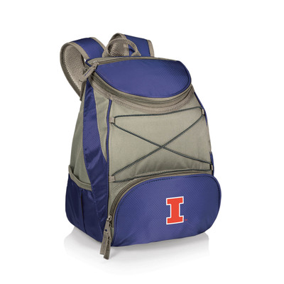 Illinois Fighting Illini Insulated Backpack PTX | Picnic Time | 633-00-138-214-0