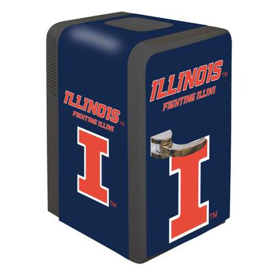 Illinois Fighting Illini 15 qt Party Fridge | Boelter | Boelter | 153263