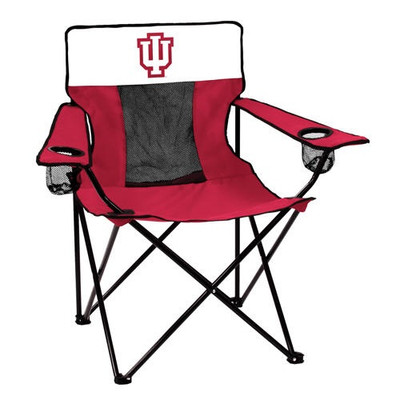 Indiana Hoosiers Elite Tailgate Chair | Logo Chair | 153-12E
