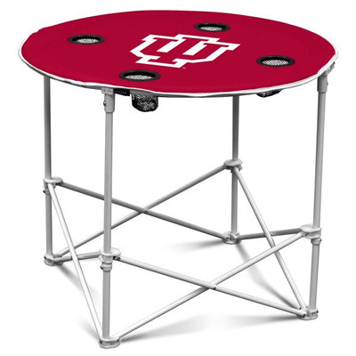 Indiana Hoosiers Portable Table | Logo Chair | 153-31